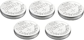 Pile de montre de Renata Renata fait-Swiss 390 ou SR1130SW ou AG10 1.5V (5 x 390 ou SR 1130 SW)