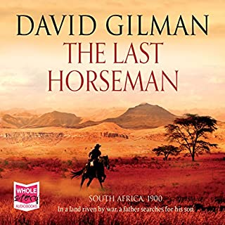 The Last Horseman cover art