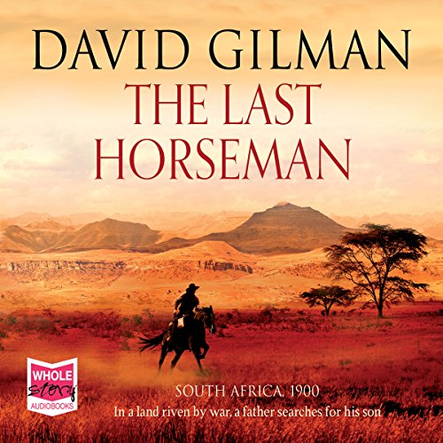 The Last Horseman audiobook cover art