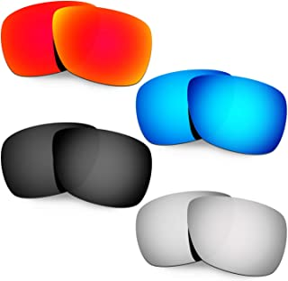 Mens Replacement Lenses For Oakley Inmate Sunglasses