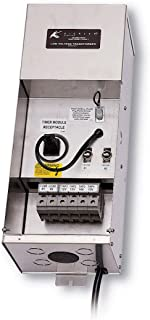 Kichler 15PR300SS Pro Series Transformer 300W, Stainless Steel