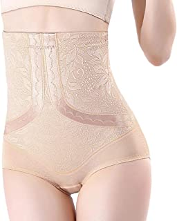 LUCKYMEN Women Waist Trainer Shapewear High Waist Butt Lifter Tummy Control Panties Shaping Girdle Body Shaper Panty