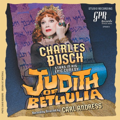 Judith of Bethulia cover art