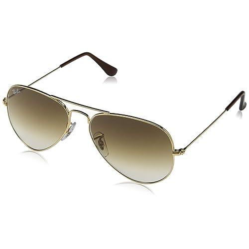 930aabc7461ac Ray-Ban RB3025 Aviator - Gafas de sol (metal)