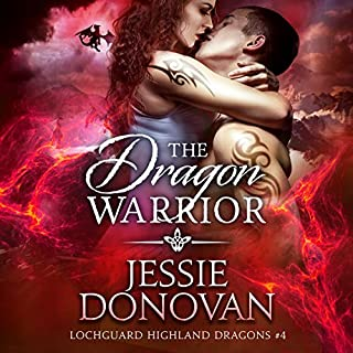 The Dragon Warrior     Lochguard Highland Dragons, Book 4              Written by:                                                                                                                                 Jessie Donovan                               Narrated by:                                                                                                                                 Brian J. Gill                      Length: 7 hrs and 57 mins     Not rated yet     Overall 0.0