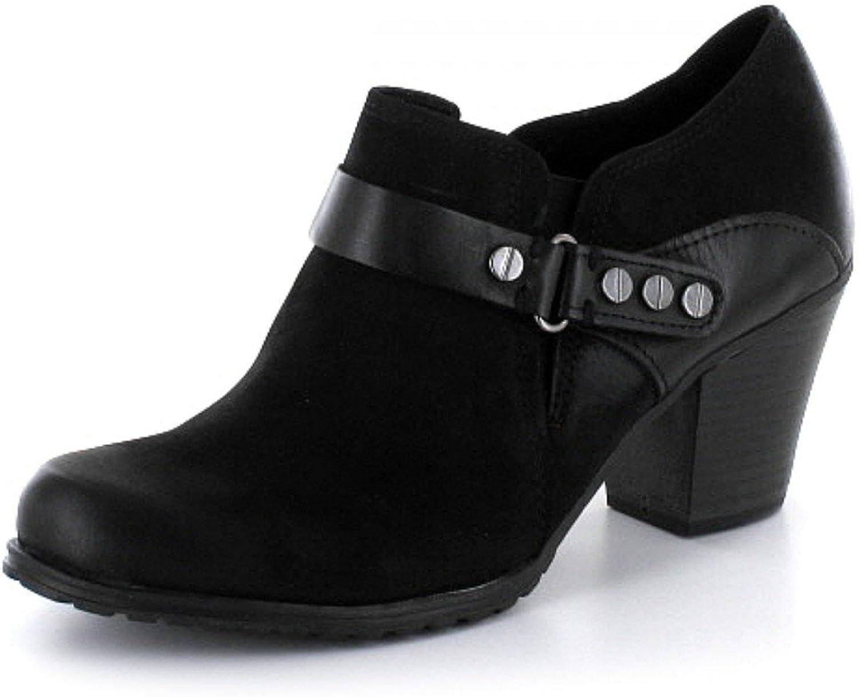 Marco Tozzi Women Pumps Black, (Black ANT.Comb) 2-2-24423-25-096