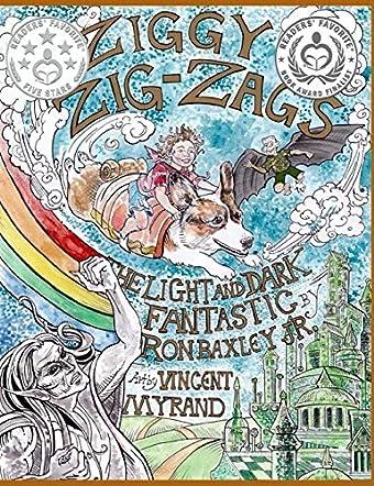 Ziggy Zig-Zags The Light and Dark Fantastic