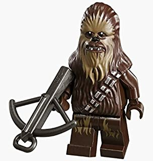 New Version Lego Chewbacca Star Wars Minifig Chewie Minifigure Figure 75094