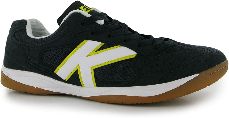 Kelme Copa Indoor Football Futsal Trainers Mens Navy Soccer 5 A-Side Sneakers