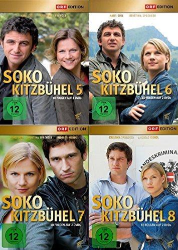 SOKO Kitzbühel - Box 5-8 (8 DVDs)