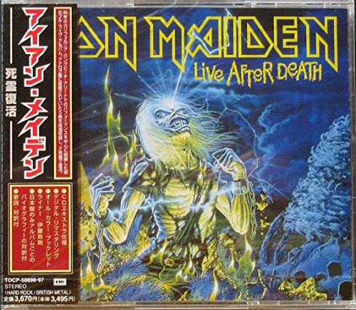 Live After Death (Enhanced/Dig