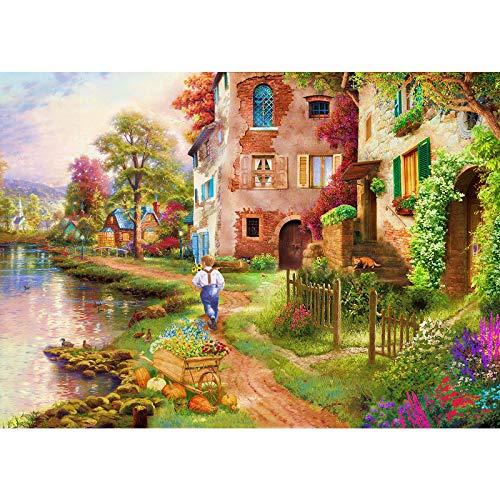 Puzzle 1000 Teile,Puzzle für Erwachsene,Impossible Puzzle, Puzzle...