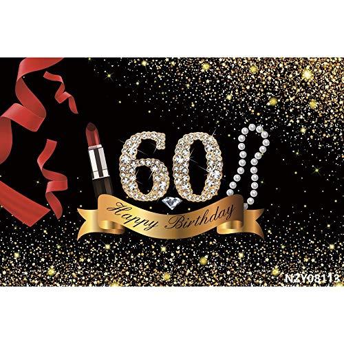 Globos Cintas Brillos 18 20 30 40 Fondos de fotografía de cumpleaños Fondos fotográficos Personalizados Decoración de Fiesta A31 9x6ft / 2.7x1.8m
