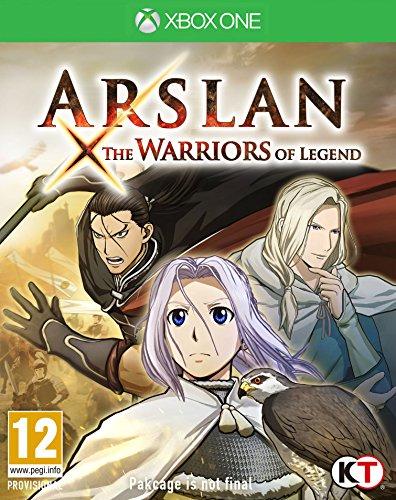 Arslan The Warriors of Legend (Xbox One) [Edizione: Regno Unito]