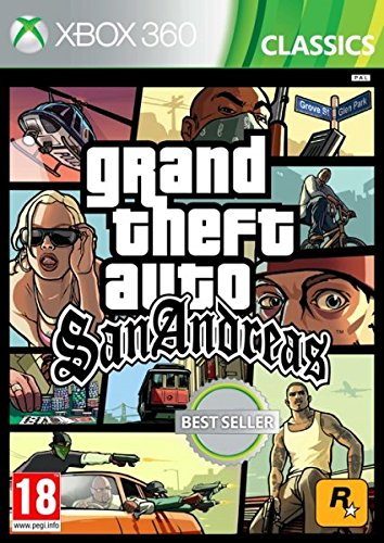 Grand Theft Auto San Andreas Classics