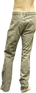 Men's Green Casual Skinny Jeans Pants 246604 2974 (G 56 / US 40)