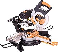 Evolution Power Tools RAGE 3-DB 10 pulgadas TCT Multiusos Corte Doble Bisel Compuesto Cortar Sierra de inglete deslizante