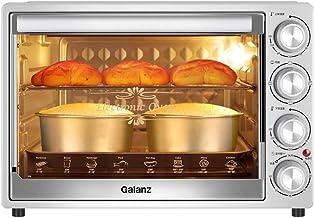 Fours grille-pain Mini Four Multifonction de 40 litres entièrement Automatique à Grande capacité avec contrôle de températ...