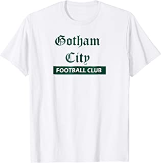 gotham city football club shirt