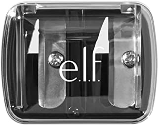 e.l.f, Dual-Pencil Sharpener, Convenient, Essential Tool, Sharpens, Easy To Clean, Travel-Friendly, Compact
