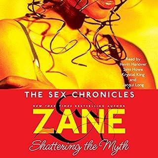 Zane's Sex Chronicles audiobook cover art