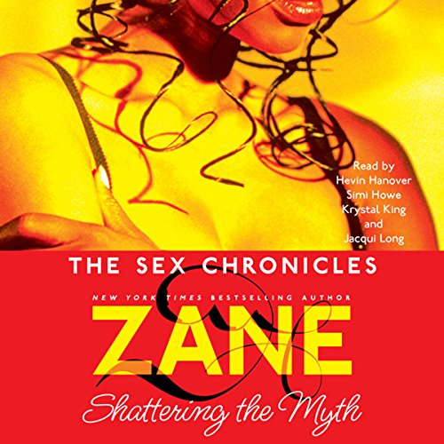Zane's Sex Chronicles audiobook cover art