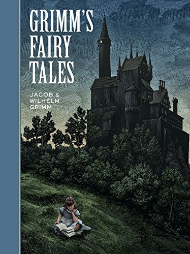 Grimm's Fairy Tales (Sterling Unabridged Classics) 1402767021 Book Cover