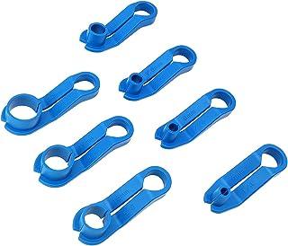7 PCS AdaskalaAC Kit de ferramentas de desconexão do tubo de combustível Kit de ferramentas de desconexão do tubo de combu...