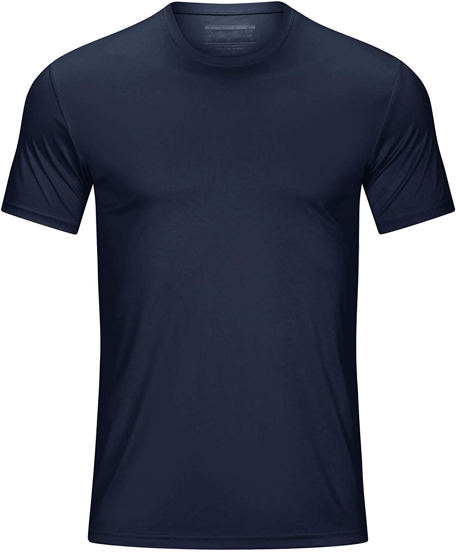 TACVASEN Men's Athletic Shirts Max 66% OFF Summer 50+ UPF Max 55% OFF Qui Sun Protection