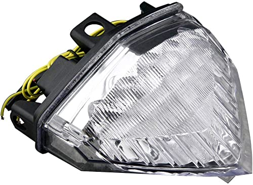2021 Mallofusa Motorcycle Integrated Taillight LED Brake Tail Light Compatible for HONDA wholesale CB 1000RR 2008-2012 online CBR600F 2012 online sale