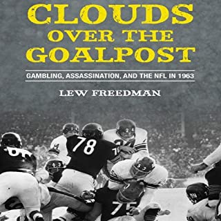 Clouds over the Goalpost cover art