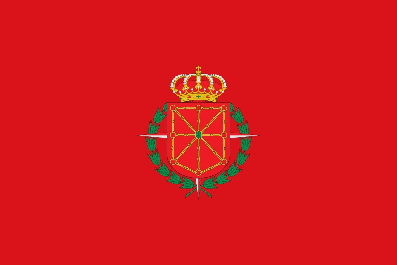 magFlags Bandera Large Navarra con la Cruz Laureada de San ...