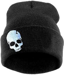 Women's Winter Wool Cap Hip hop Knitting Skull hat