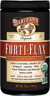 Best barlean's ground flaxseed Reviews