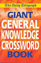 The 'Daily Telegraph' Giant General Knowledge Crosswords (Bk.1)