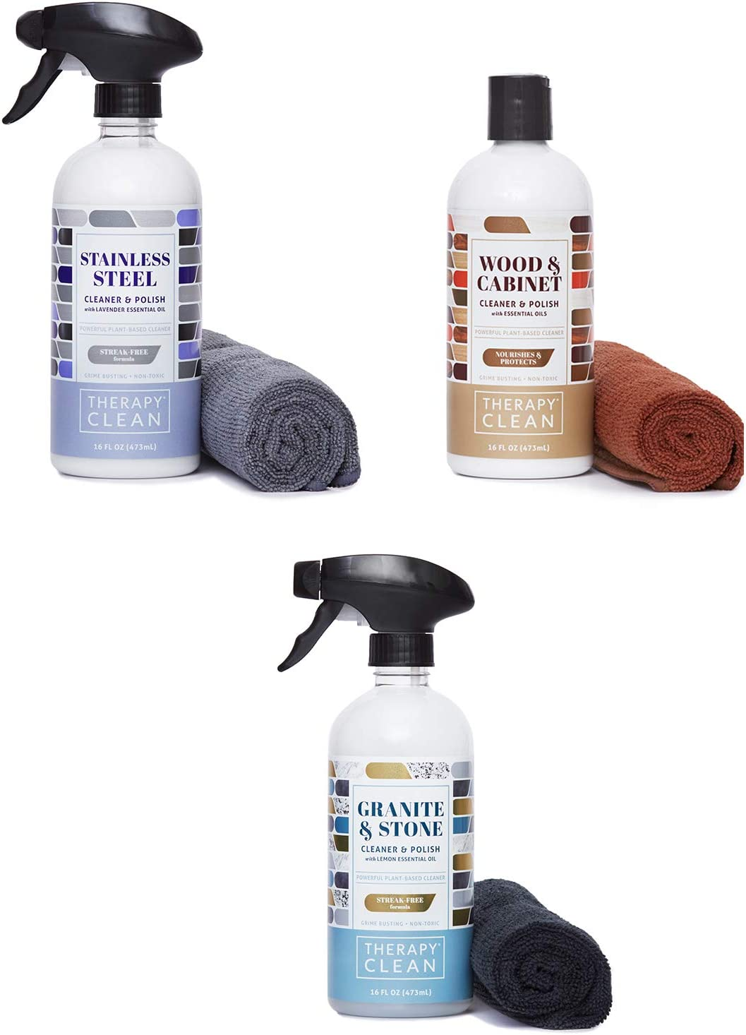 Therapy Stainless Soldering Granite Bundle Wood Super Special SALE held and