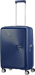 Soundbox Spinner Equipaje de mano S (55 cm 41 L), Azul (Midnight Navy)