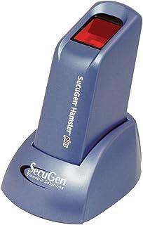 Secugen Hamster Plus Fingerprint Scanner (12.7 x 10.2 x 12.7 cm, Blue)