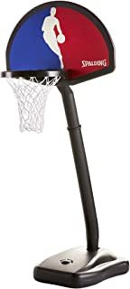 Spalding Youth One-On-One Portable Basketball System