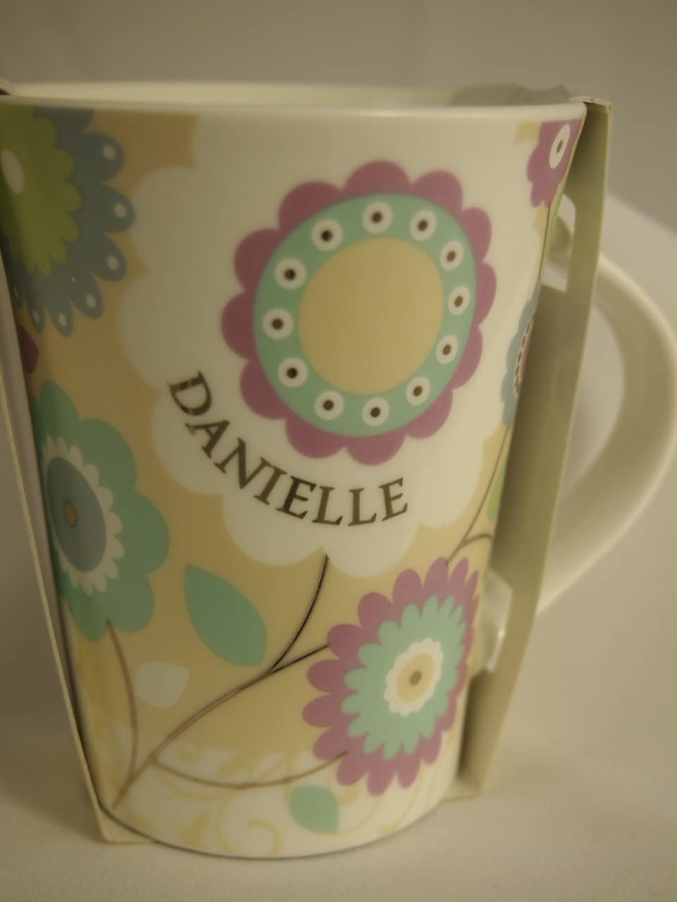Personalized Female Mugs Danielle Coffee Medium Multicolo We OFFer at cheap prices Cheap SALE Start