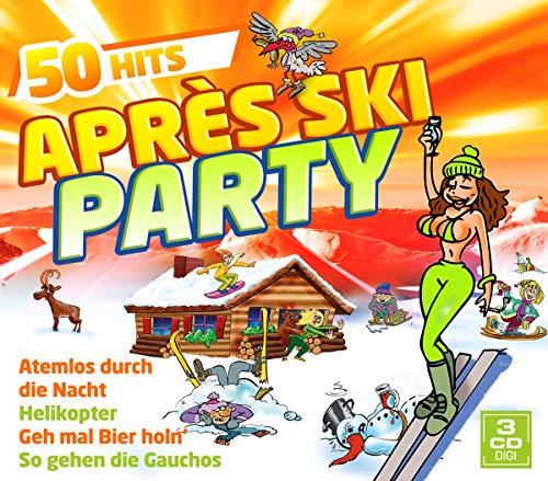 Après Ski Party - 50 Hits (inkl. Atemlos durch die Nacht, Helikopter, Geh mal Bier hol'n, uvm.)
