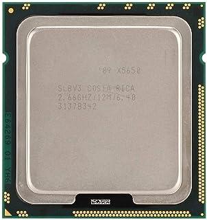 Niady For Intel Xeon X5650 de Seis núcleos a 2,66 GHz Doce Hilos 12M de caché CPU 1366 Versión Oficial