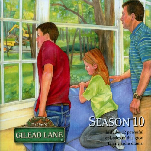 Down Gilead Lane, Season 10 audiobook cover art