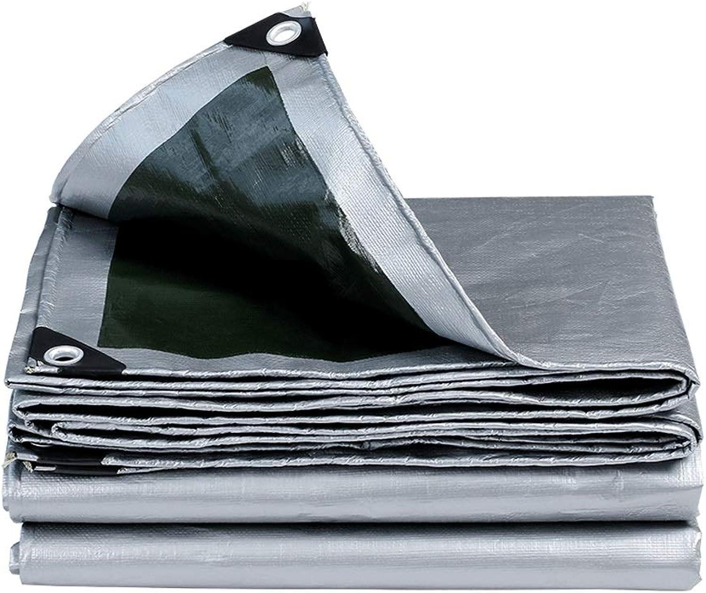 Regenschutztuch Dickes, festes Auenschattentuch Verdicktes Regenschutztuch wasserdichte Sonnenschutzplane Regenschutz