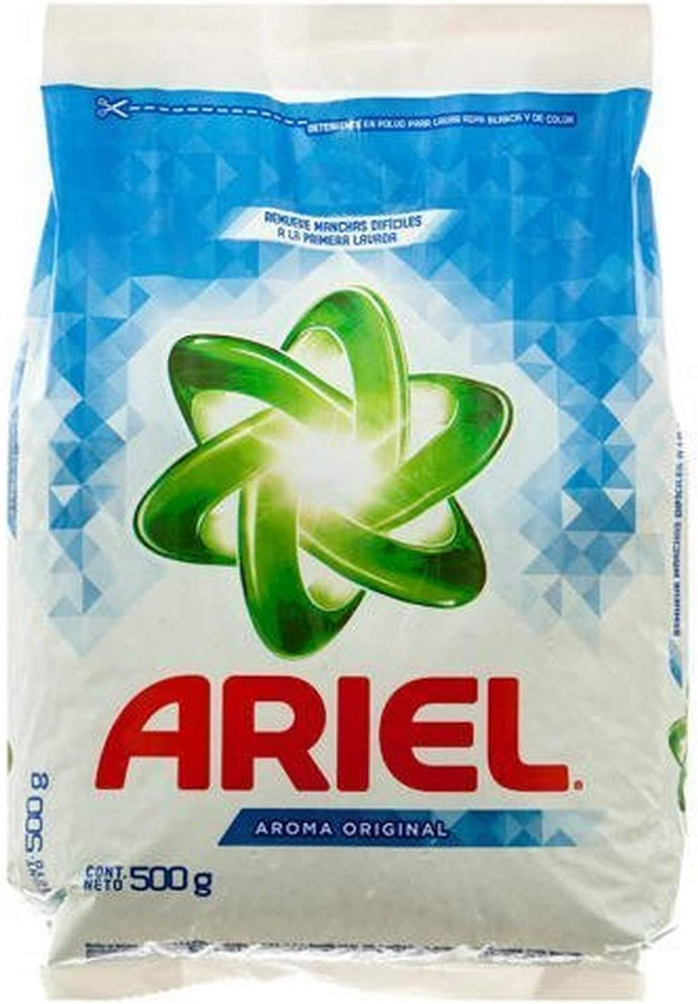 ARIEL Laundry Powder Detergent Selling and selling Manufacturer direct delivery Original 500G 3-Pack Aroma