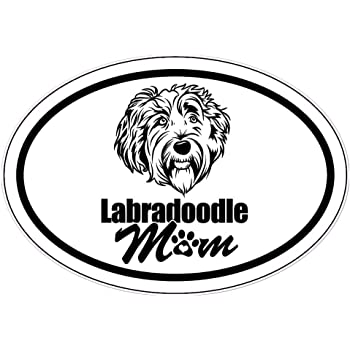 Set of Decals For Cars Laptops Pink Dog Mom Vinyl Decals Only- Made in USA Tumblers
