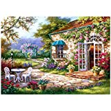 """Jigsaw Puzzle 1000 Piece for Adults Kids ,27.6""""x 19.7"""" Large Puzzle Game Artwork"""