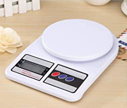 WIDEWINGS Digital Kitchen Weighing Machine Multipurpose Electronic Weight Scale with Backlit LCD Display for Measuring Food, Cake, Vegetable