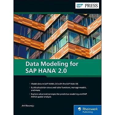 Data Modeling for SAP HANA 2.0 (SAP PRESS)