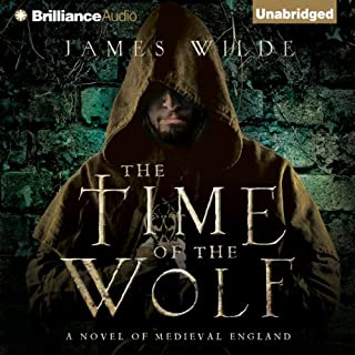 The Time of the Wolf: A Novel of Medieval England audiobook cover art
